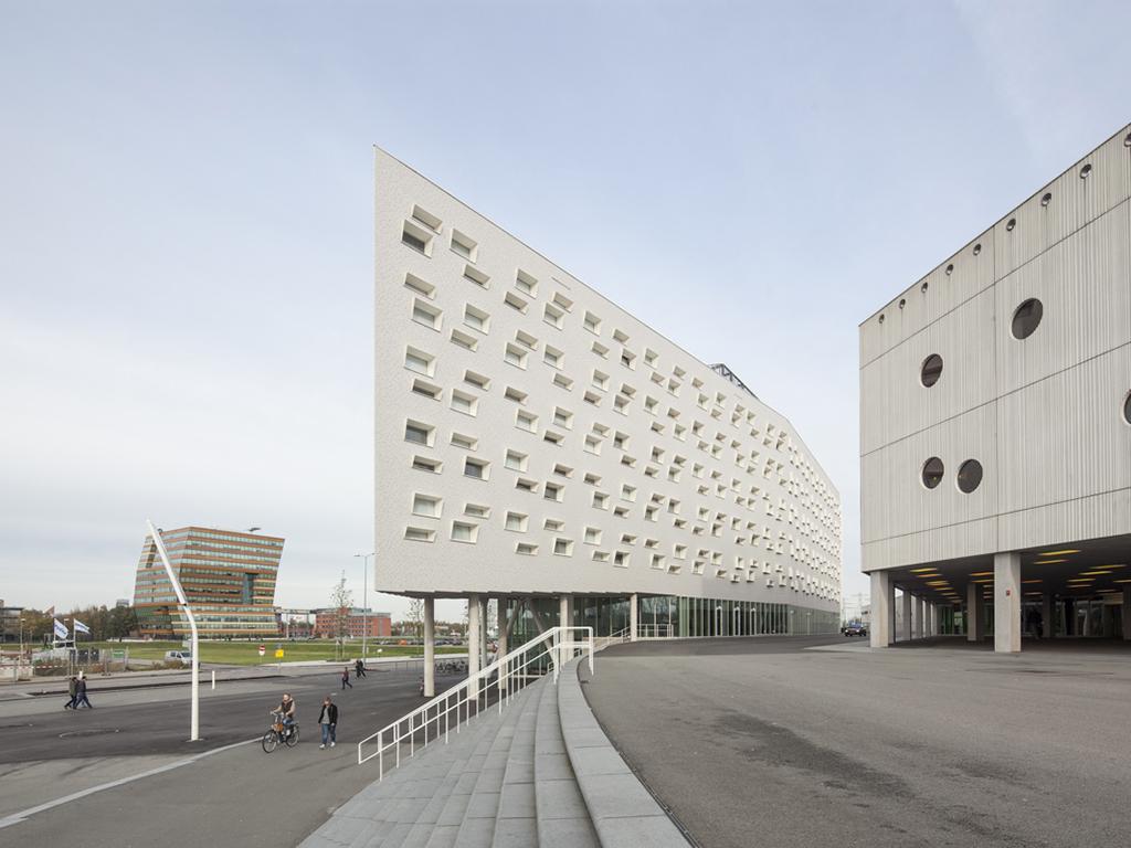Archidat architectuur projecten alfa college type projecten