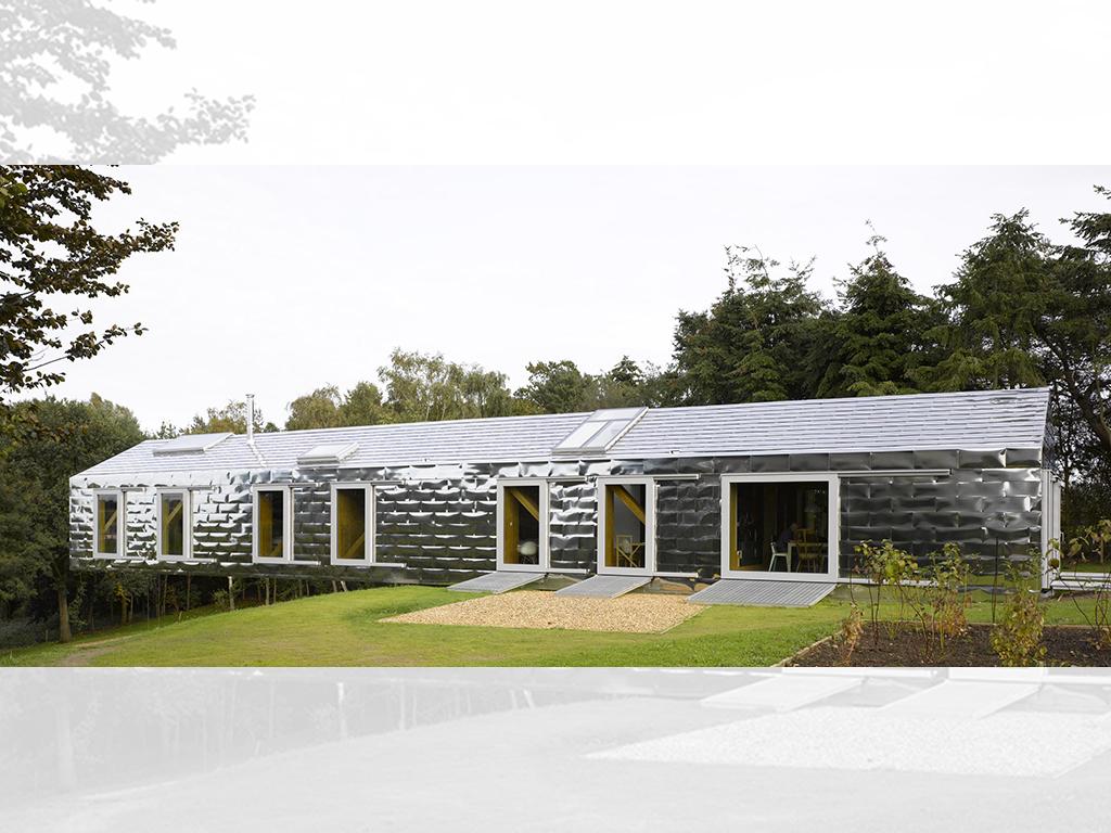 Archidat architectuur projecten balancing barn type architecten - Architectuur en constructie ...