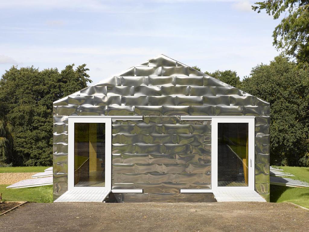 Archidat architectuur projecten balancing barn - Architectuur en constructie ...