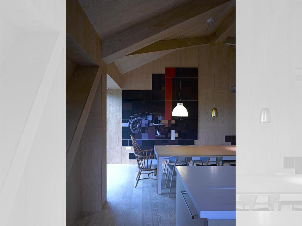 Archidat architectuur projecten balancing barn type projecten - Architectuur en constructie ...