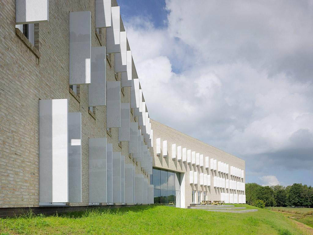 Archidat architectuur projecten gemeentehuis bronckhorst