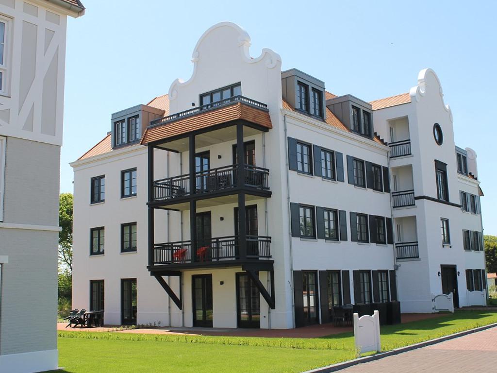 archidat architectuur projecten appartementen duinhof