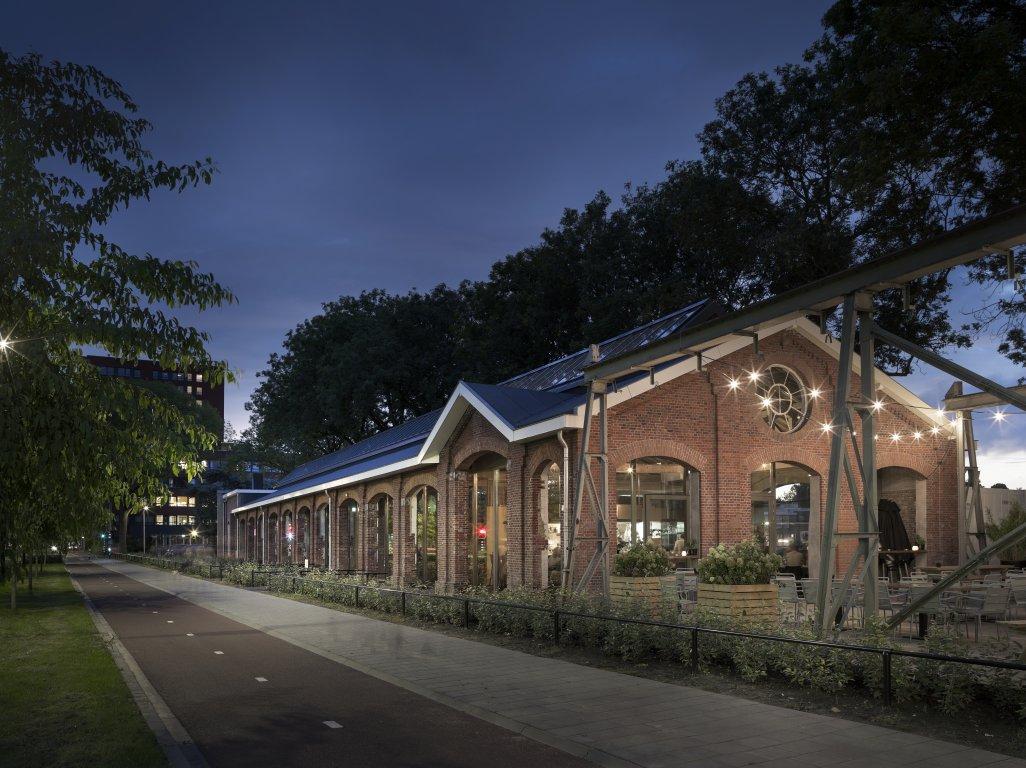 Archidat architectuur projecten de houtloods type projecten