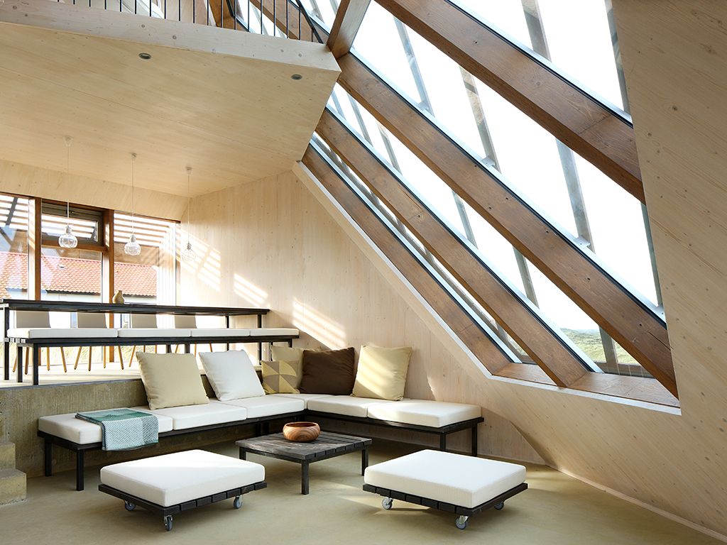 Archidat architectuur projecten dune - Architectuur en constructie ...