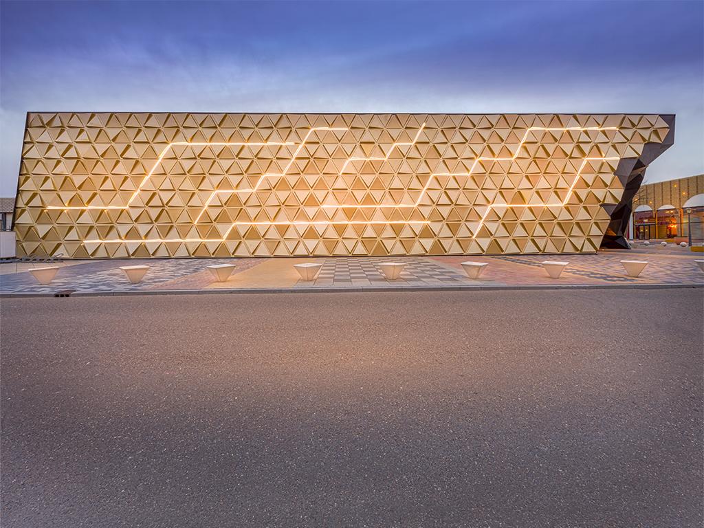 Archidat architectuur projecten goudsouk type projecten - Grot ontwerp ...