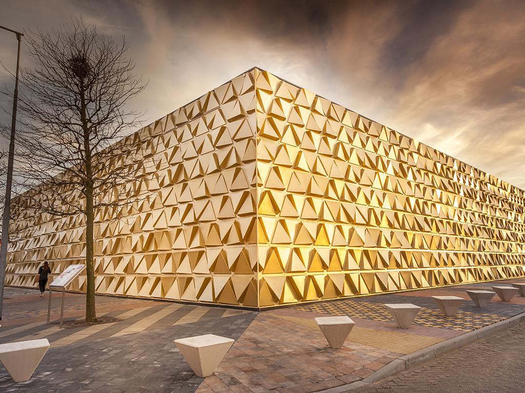 Archidat architectuur projecten goudsouk type architecten - Grot ontwerp ...