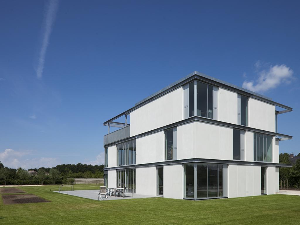 archidat architectuur projecten huis scheerens de wit