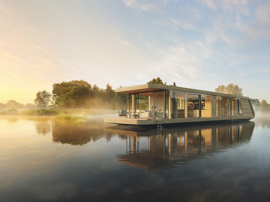 Nature Cruiser en Waterloft