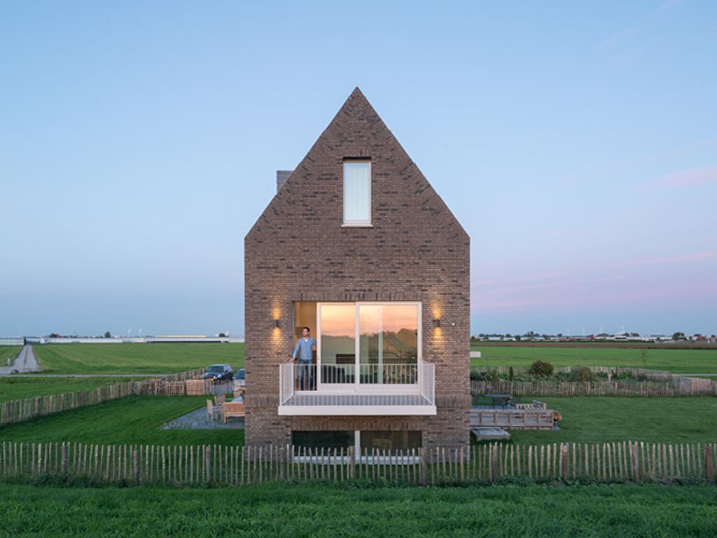 Archidat architectuur projecten woonhuis robert jan en inge