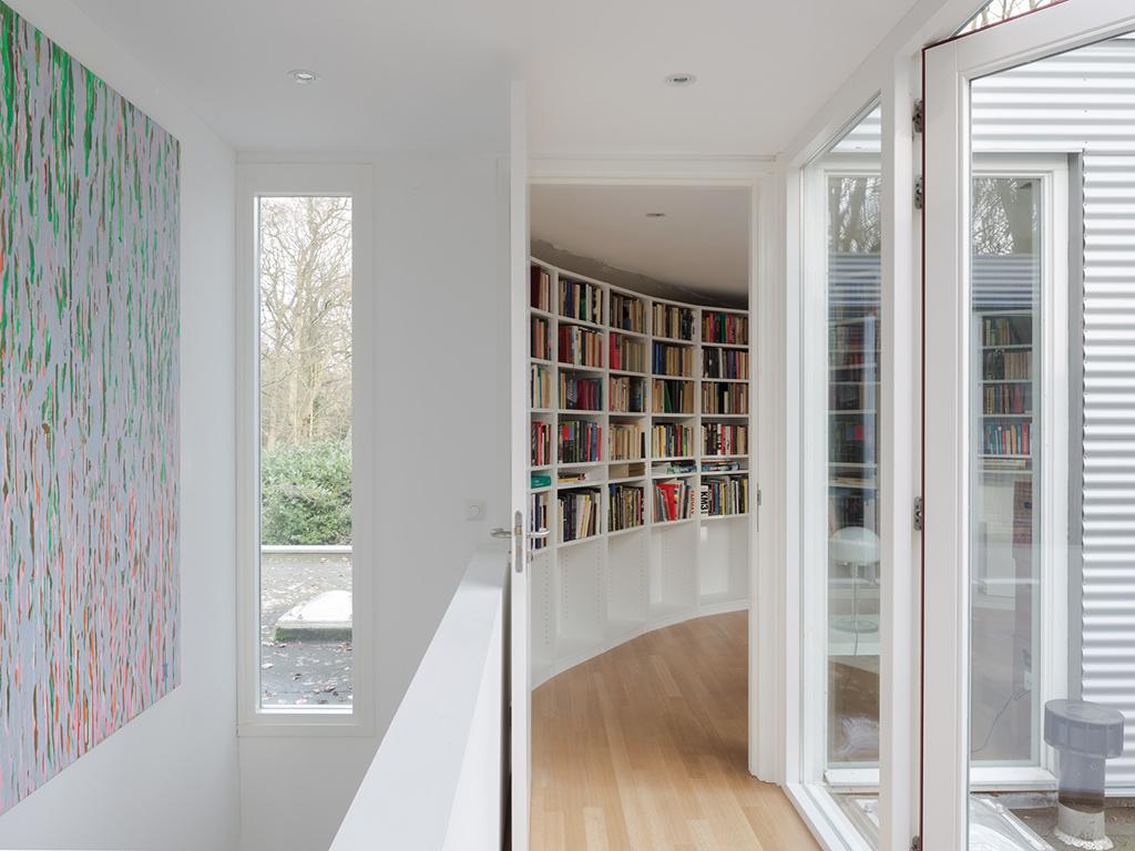 Archidat architectuur projecten spiegelhuis - Ontwerp entree spiegel ...