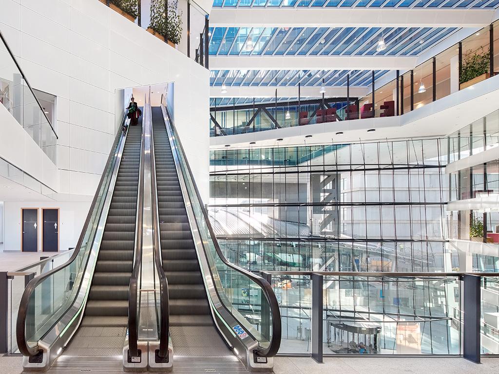 Archidat architectuur projecten stadhuis utrecht for Interieur utrecht