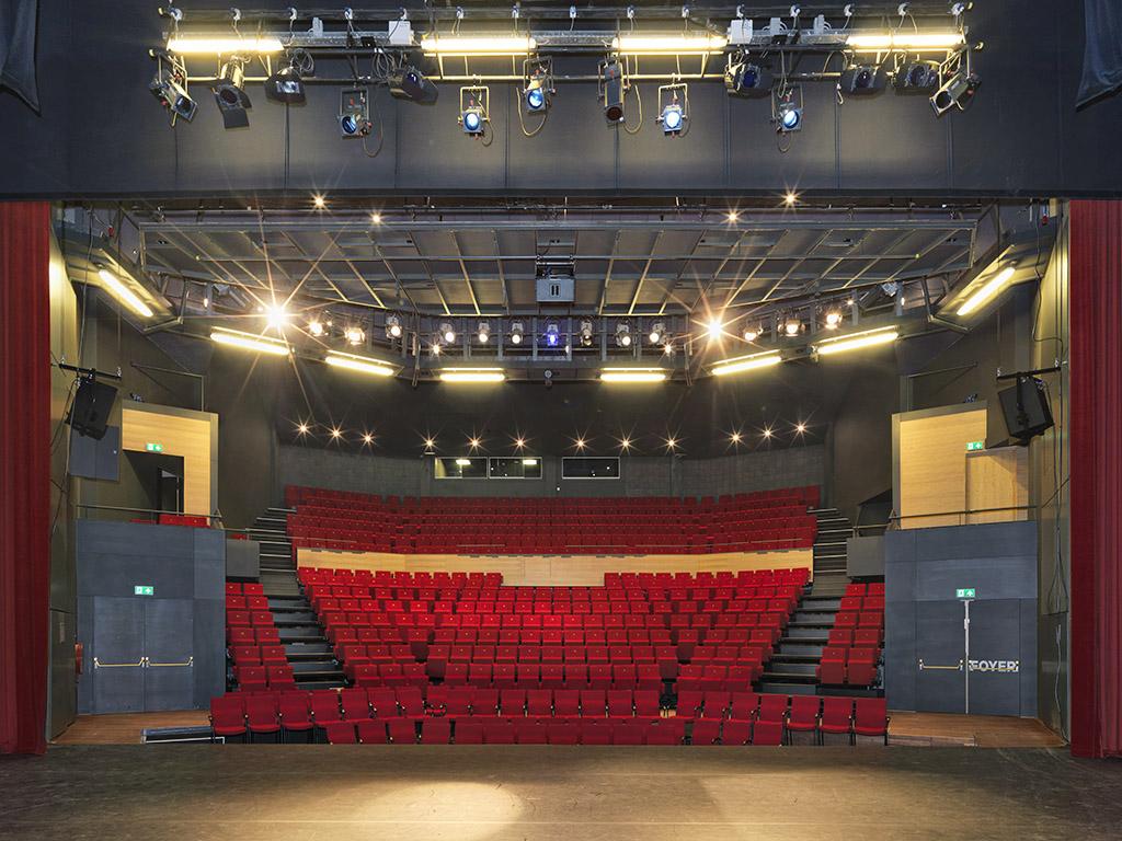 Archidat Architectuur - projecten - Theater de Bussel - ?type ...