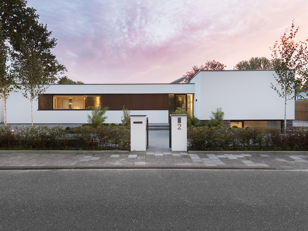 Verbouwing Luxe Bungalow Badhoevedorp
