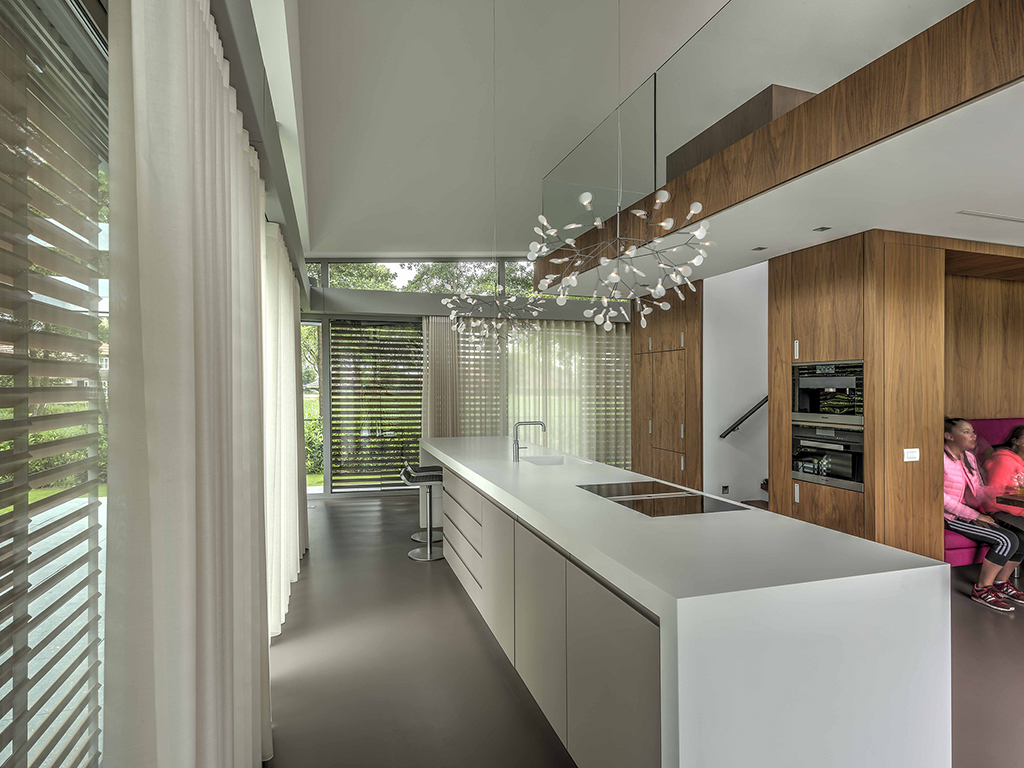 archidat architectuur projecten villa h type architecten. Black Bedroom Furniture Sets. Home Design Ideas