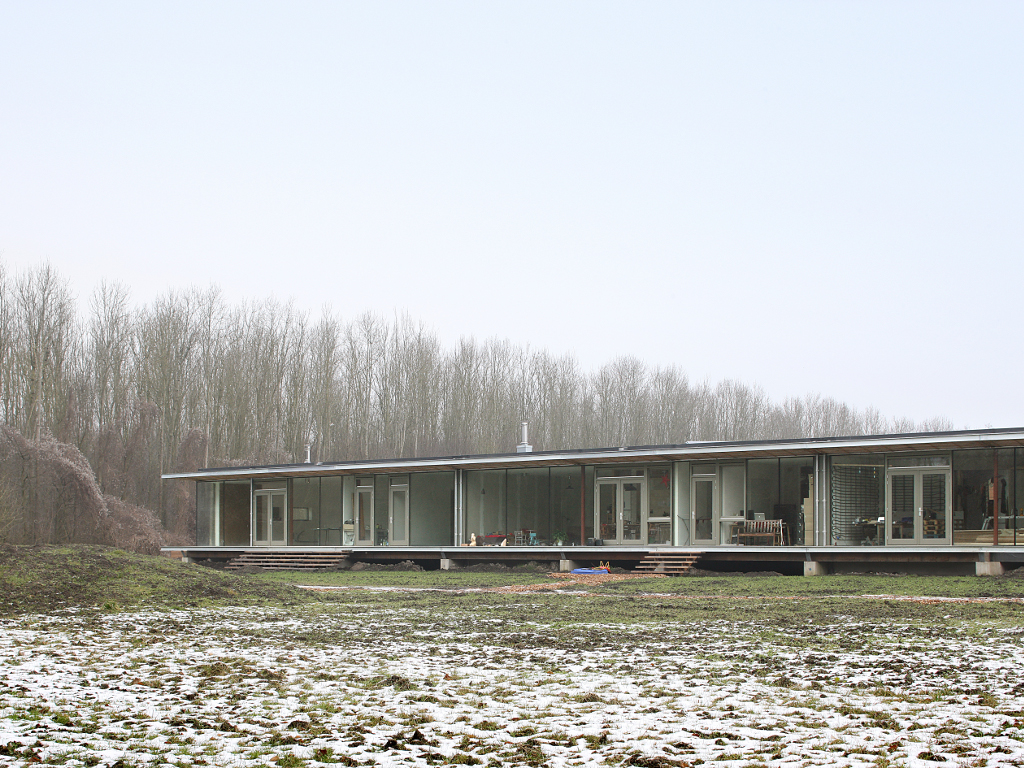 Woningbouwproject Oosterwold